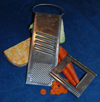 Professional Slicer Shredder used by Chefs + Restaurants